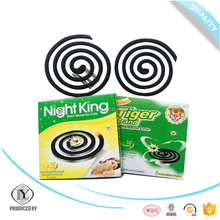OEM high quality cheap price Plant fiber mosquito coil black mosquito killer coil