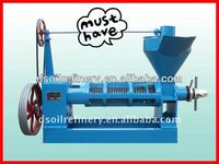 Advanced-design sesame screw oil extraction/expeller/press machine D-1688 for hot sale