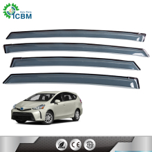 2018 Good optima trendy car window visor for previa PRIUS V 14-15