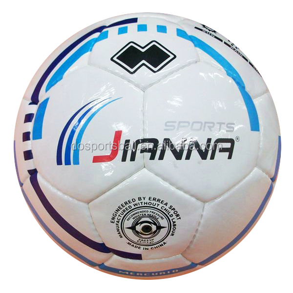 Promotion PVC machine stitched soccer ball /hand sewn football(SA8000, BSCI, ICTI certified factory)