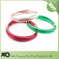 2mm wholesale craft anodized aluminum wire