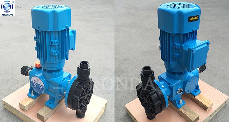 KD variable speed pump corrosive liquid dosing pump diaphragm metering pump