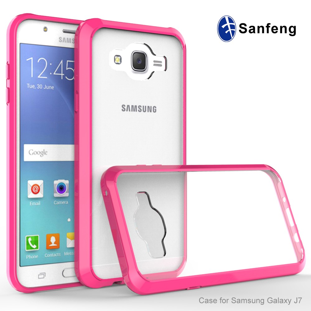 2016 Innovative Product New Hot Products Crystal Phone Cases Fashion For Samsung Galaxy J7 Mobile Phone Amazon Smart