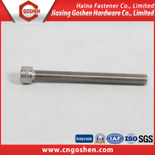 SS316/A4-70, A4-80 hex socket head cap screw DIN912