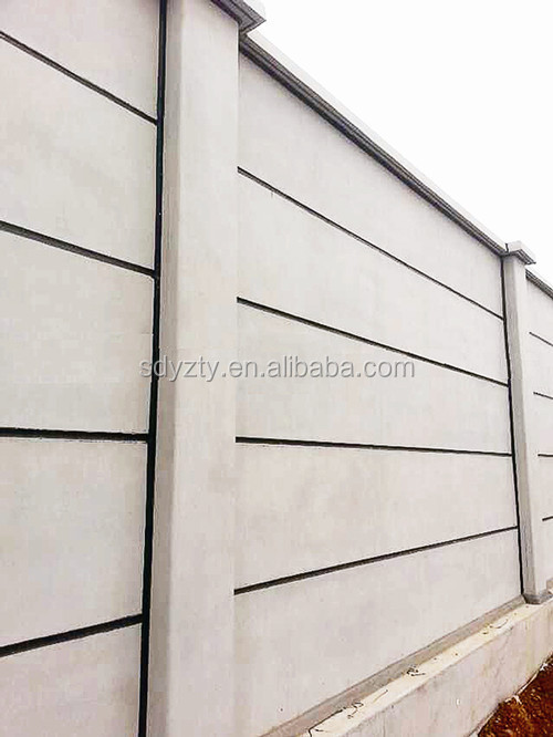 Minitype Concrete Fence Molds Making Machines/Precast Boundary Wall Machine