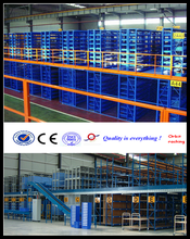 multi-tier platform mezzanine floor rack,attic rack