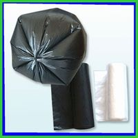 hdpe purple garbage bags NO.714 biodegradbale plastic garbage bag