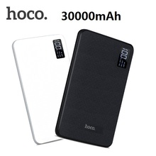 Hoco Frosted Multi-purpose Phone Quick Charge Charging Power Bank With Rohs For Samsung 30000mah