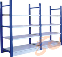 Top quality commercial furniture stainless steel shelving