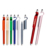 Top selling stationery gel pen phone stand stylus pen for advertising