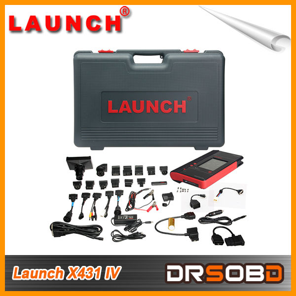 100% Original Launch X431 Master iv, Launch X-431 X431 IV GX4 Global Version, Update Online
