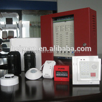 Factory price Conventional 16 Zone Fire Alarm Control system