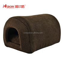 Cute and Warm Breathable Brown dog house for sale