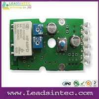 DIP/SMT Assembly prototype pcb assembly for Security Alarm Systems