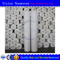 home textile rpet recycle pet non-woven fabric