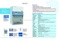A2 Biological safety cabinet with US Standard ANSI/NSF 49:2002 2.European Standard