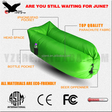 Outdoor Inflatable Lounger Portable Lightweight Air Filled Balloon Furniture, AK Indoor Sleeping Sofa Couch Best for Camping Hik