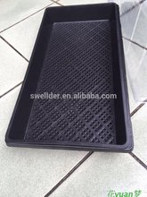 72 cells Plastic Greenhouse Nursery Seed Tray plastic seedling pots, cell seed tray