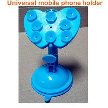 Desk/ table/ desktop/ bed Foldable Lazy Tablet Phone holder stand mount kit for Mobile Phones