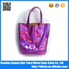 New design Korea fashion hand bag PU women bag with tote