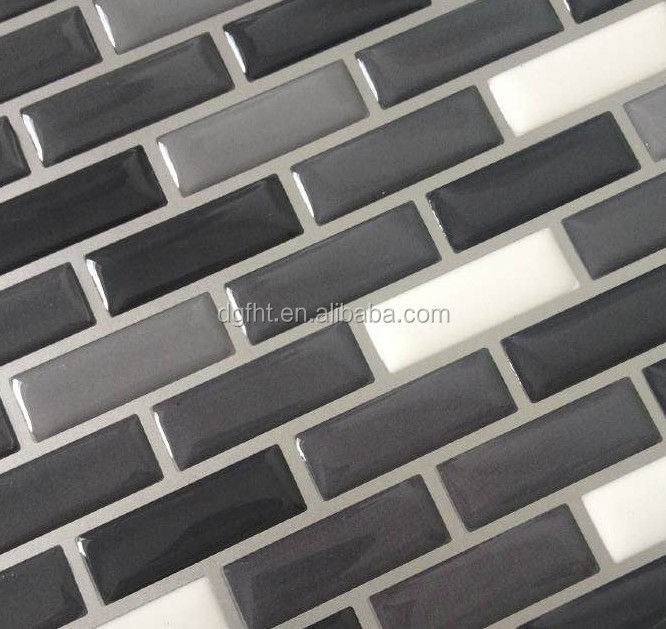 3d-Adhesive-Faux-Tile-Vinyl-Peel-and-Stick-Tiles-Subway-Tile-Decorative-for-Bathroom-Kitchen Self Adhesive Kitchen Tiles