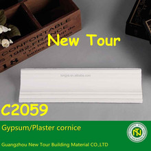 hot sales gypsum cornice mould for ceiling decoration