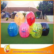 basketball flooring bubble ball suit football popular inflatable bubble ball for kids and adults