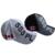 3D embroidery promotional long visor cap