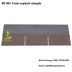 stone chips coated roof tile /Chinese Building Materials/Cheaper Asphalt Roofing Shingle Price