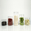 BPA Free Spice Jar 250ML Clear Plastic Bottle