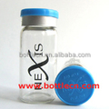 10ml custom vial with lens cap