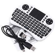 Original Rii i8 2.4GHz Mini Wireless Touch Touchpad Keyboard Mouse Combo