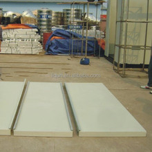 china export high density polyurethane foam panels 25mm steel sandwich panel light weight panel