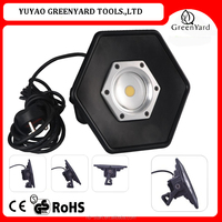 Waterproof IP67 20w 120v aluminum alloy AC led flood light outdoor use
