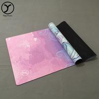 modern wear-resisting Machine Washable Anti-Tear Antimicrobial yoga mat extra long
