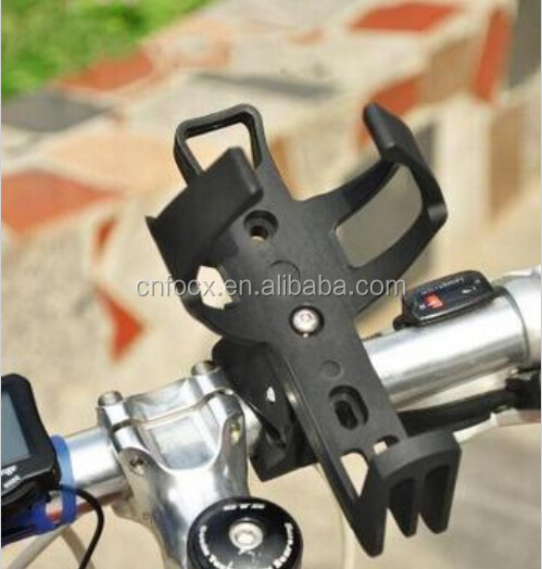 Motorcycle Bicycle Cycling Handlebar Cup Water Bottle Drink Holder / Motorcycle Drink Holder / bike cup rack