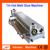 A3 A4 Hot Melt Glue Sprayer Machine For Paper