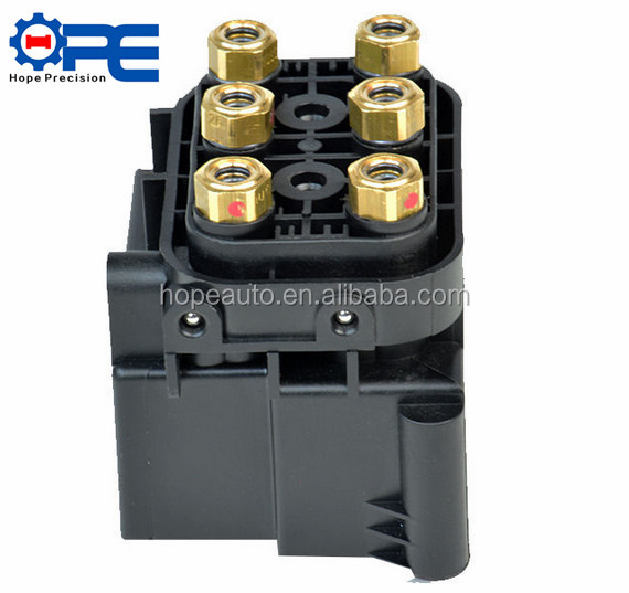 95535890300 955 & 957 Air Suspension Control Solenoid Block 955 358 903 <strong>00</strong> for Porsche Cayenne