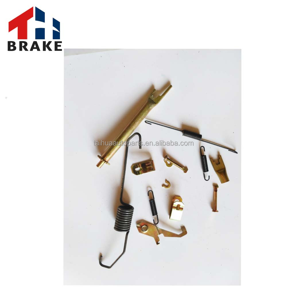 Back brake system extension spring accessory repair kit