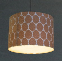 fabric lampshade home goods table lamp