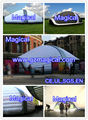Inflatable turtle tent/ turtle tent