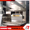 advanced china gypsum powder machine line/plaster block wall production line