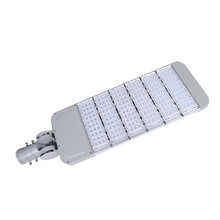 JIYUANLUX good price bright 120lm/w cool white 5700K IP65 150w module led street light with 5 years warranty