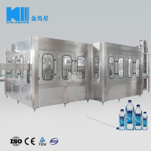 Washing filling capping machine / assembly / line