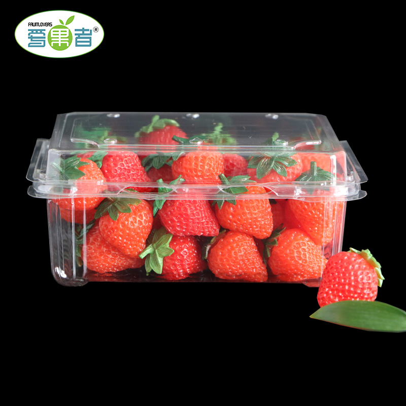 Recyclable PET disposable plastic fruit tray, plastic fruit tray, fruit tray