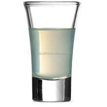 New products shot glass small tequila glass mexico tequila glass wholesale price tequila glass