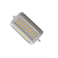 CFL replace traditional lamp 118mm double ends r7s led 30w