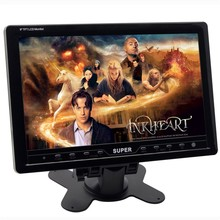 2016 best price 9 inch car monitor with stand alone, mini car monitor