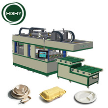 HGHY Good Price Biodegradable Paper Plate Pulp Molding Machine