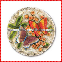 wholesale butterflies and flowers cheap Garden Stepping Stones Lows
